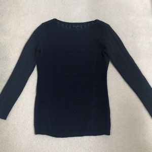 Rachel Zoe Navy Sweater